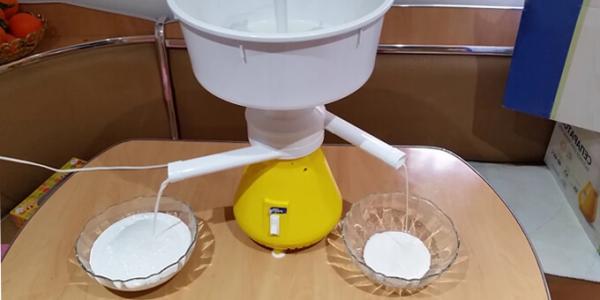 Як правильно сепарувати молоко?