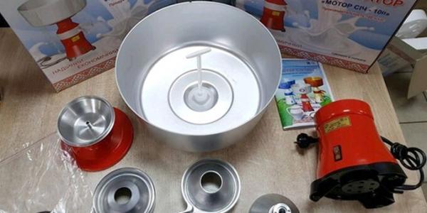 Сепаратор для молока в домашних условиях
