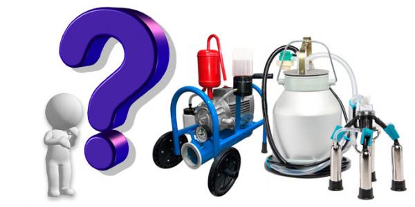 Какой доильный аппарат «Буренка» выбрать для домашнего хозяйства?