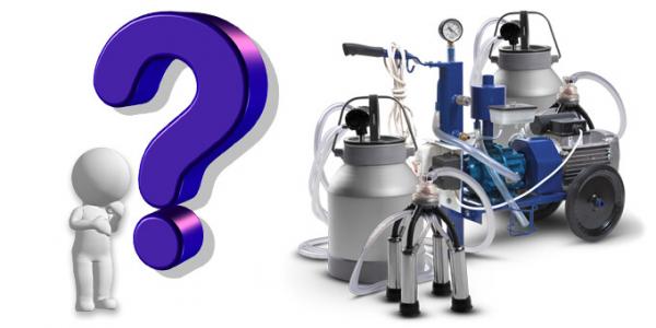 Какой доильный аппарат выбрать?