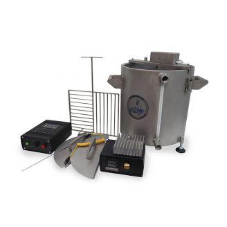 Домашняя автоматическая сыроварня Перваченко 10 л с сенсорным блоком управления