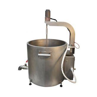 Домашняя автоматическая сыроварня Перваченко 55 л  (4,5 кВт, 380 В)
