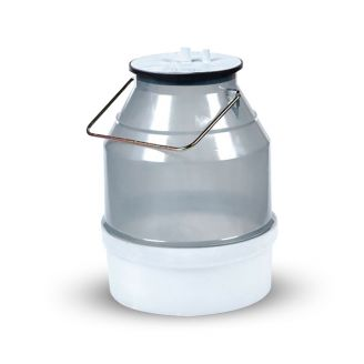 Доильное ведро 20 л (Пластиковая обечайка)