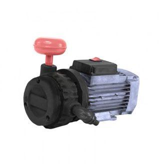Електромотор до доїльної установки ДУ-1500 (в зборі з вакуумним насосом)