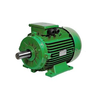 """Електромотор """"Gamak"""" до доїльної установки АІД-3 (в зборі з вакуумним насосом)"""