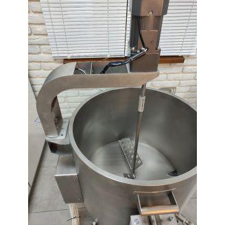Домашняя автоматическая сыроварня Перваченко 110 л (7 кВт, 380 В)