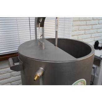 Домашняя автоматическая сыроварня Перваченко 55 л со сливным краном