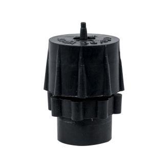 Вакуумрегулятор ПВХ черный на доильный аппарат